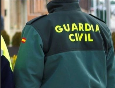 Foto de archivo Guardia Civil