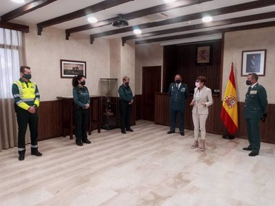 13abril-visita DG guardia civil