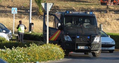 La provincia de c diz entre las que m s riesgo tienen de - Policia nacional cadiz ...