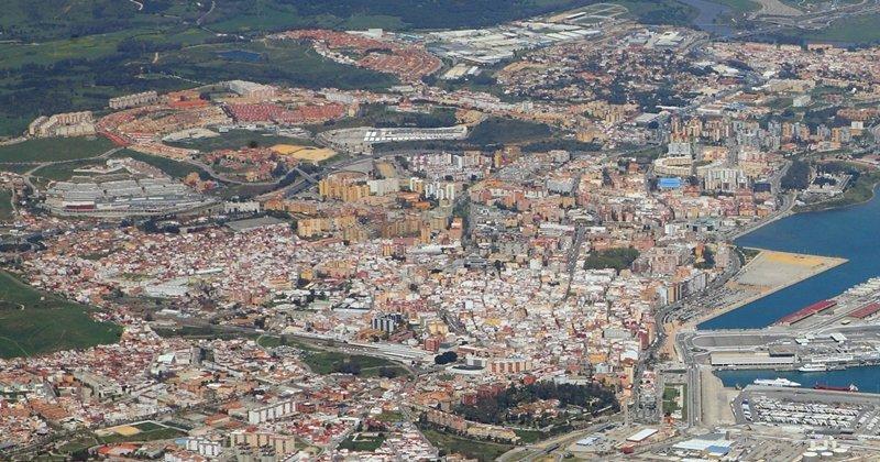 Algeciras supera a c diz en n mero de habitantes - Puerto de algeciras hoy ...