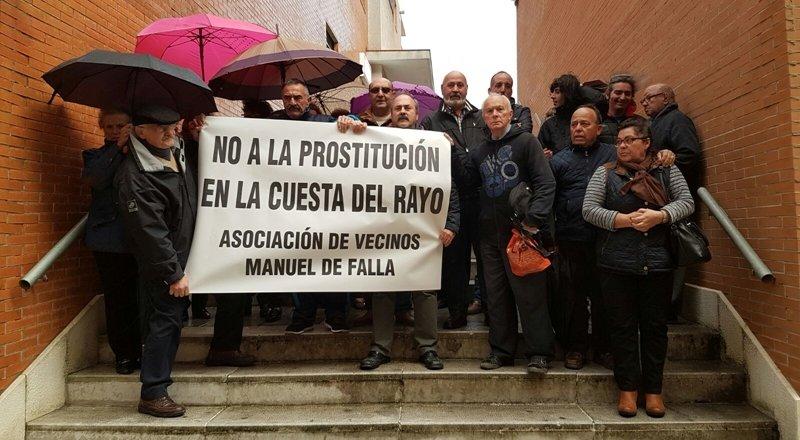 prostitutas la linea de la concepcion prostitutas en burgos