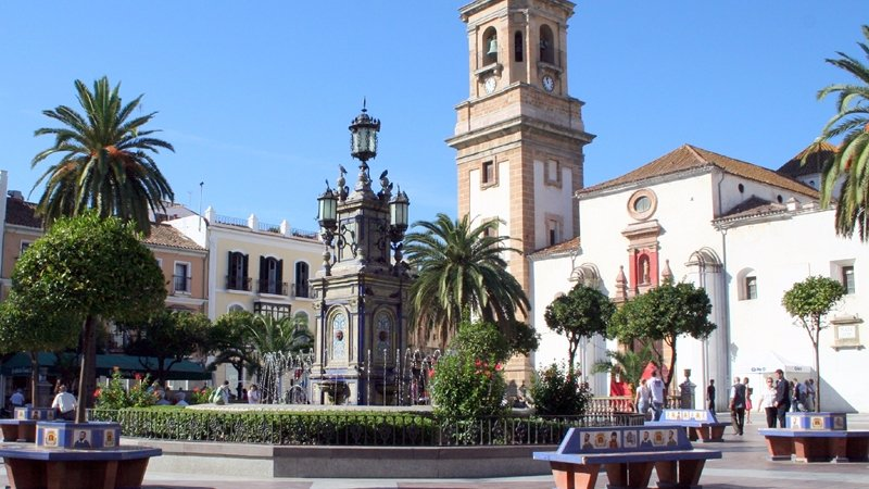 Autotransport nach Algeciras