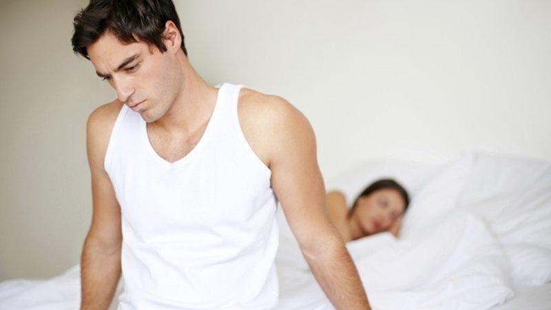 causas de mala erección