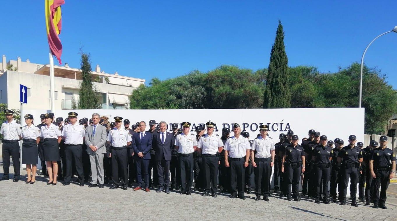 La Policía Nacional Incorpora En Algeciras A 50 Policías En