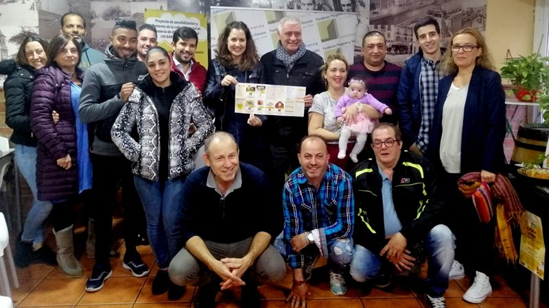 Algeciras acogerá su Segunda Ruta de la Tapa Intercultural del 15 al 23 de noviembre - Horasur
