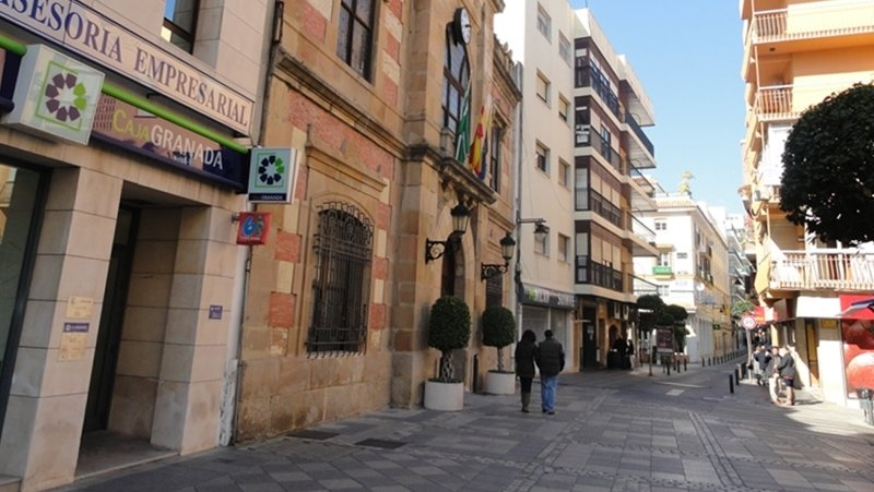 Calle Alfonso XI