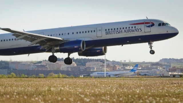 Avion de British Airways