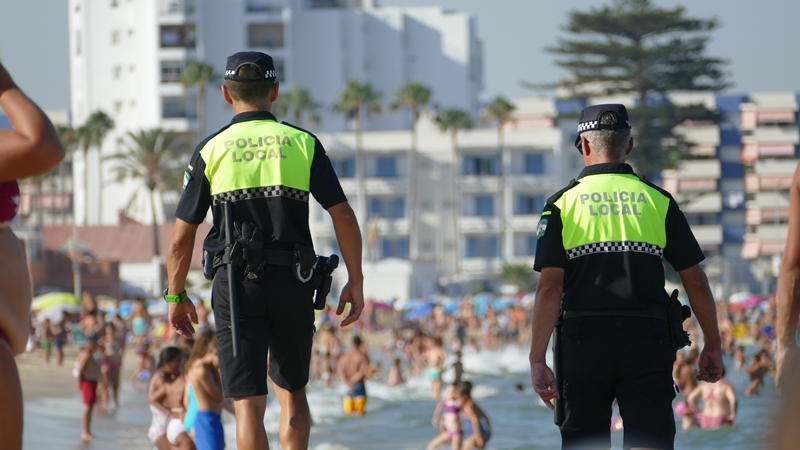 Policia Local Playas